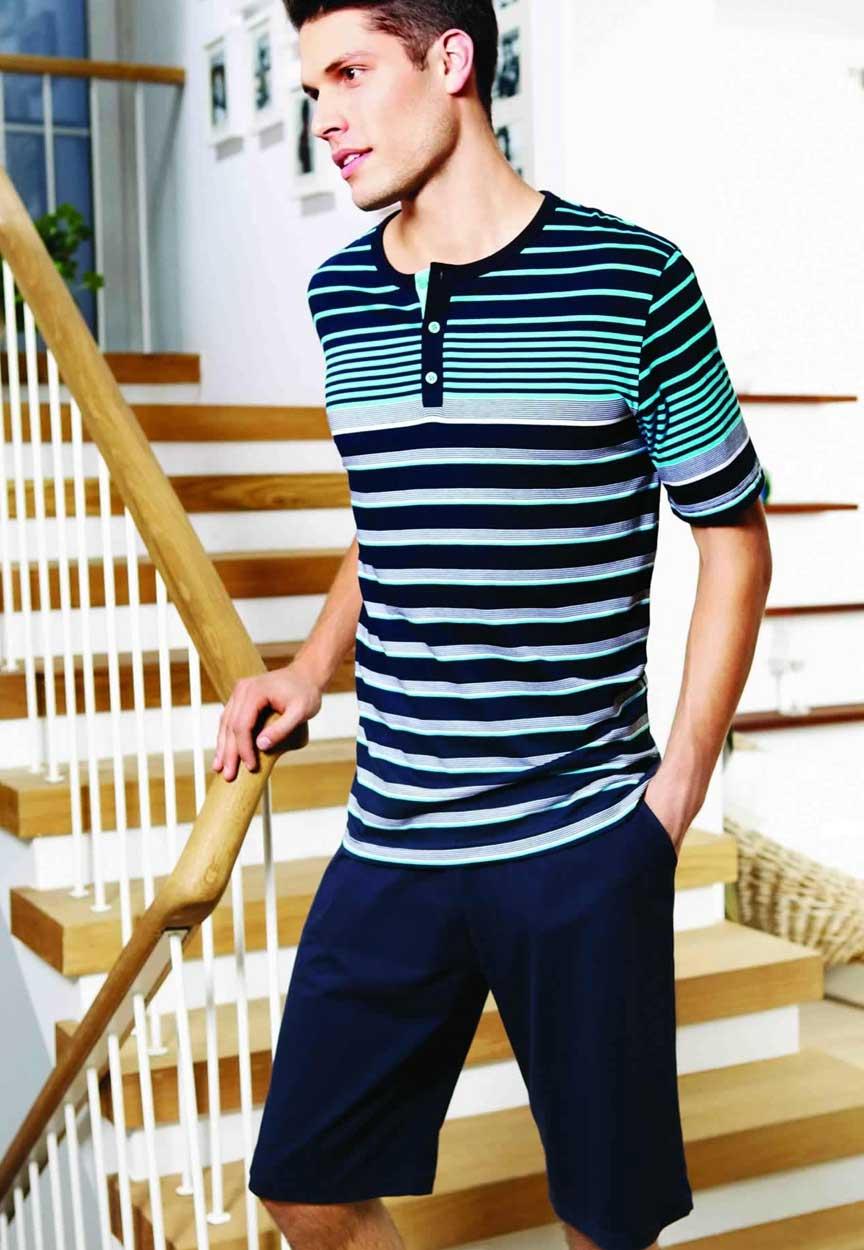 Yeni İnci Erkek Pijama Takım 424