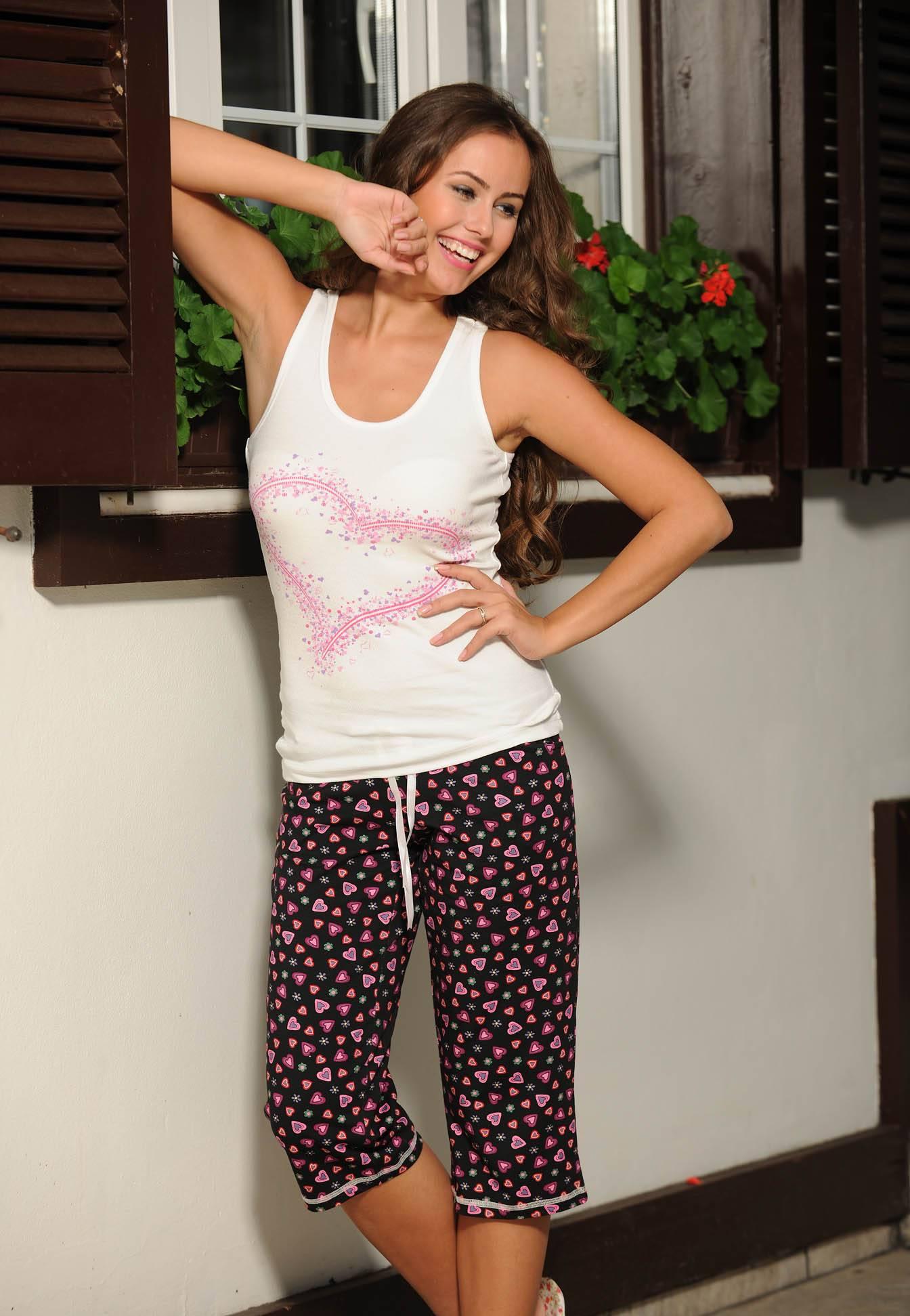 Maranda Bayan Yazlık Pijama Takımı 2980