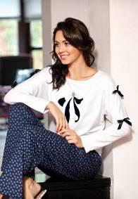 Maranda Bayan Kışlık Pijama Takım 6137