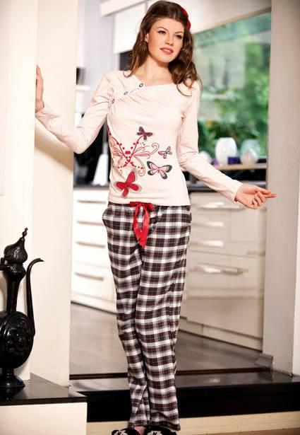 Maranda Bayan Kışlık Pijama Takım 6157