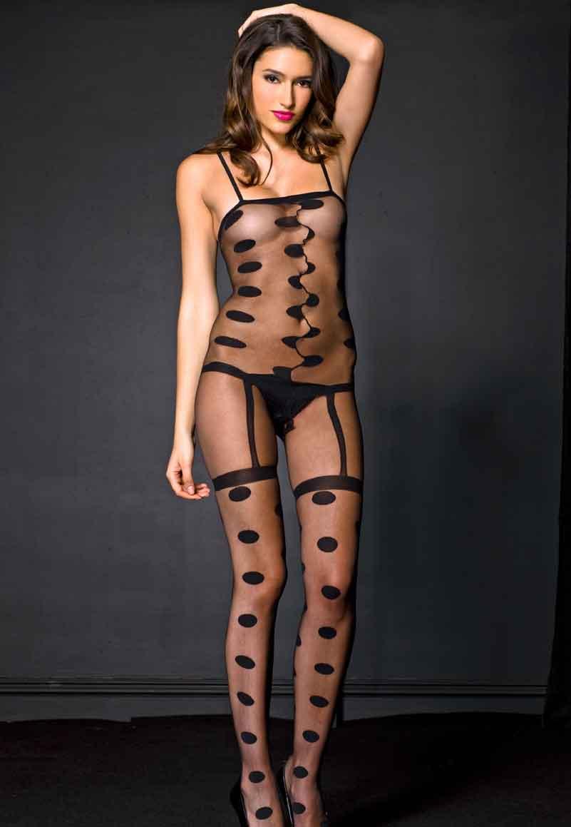 Leg Party Vücut Çorabı 1246