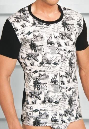 Goldenbay Erkek T-Shirt 2521