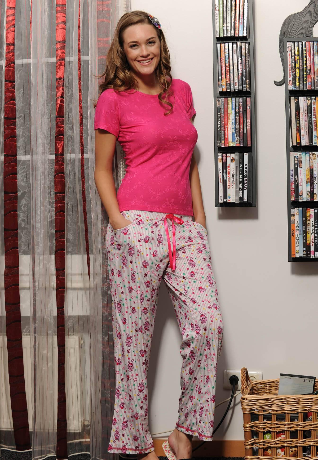 Maranda Bayan Yazlık Pijama Takımı 2952