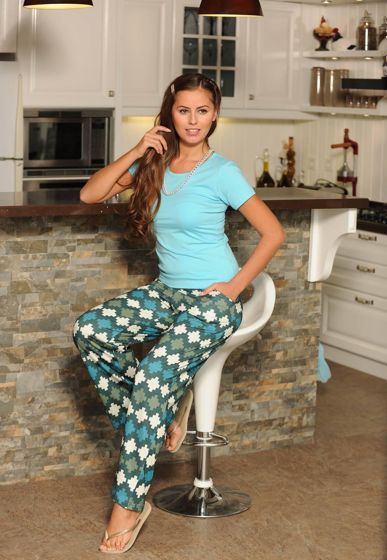 Maranda Bayan Yazlık Pijama Takımı 2962