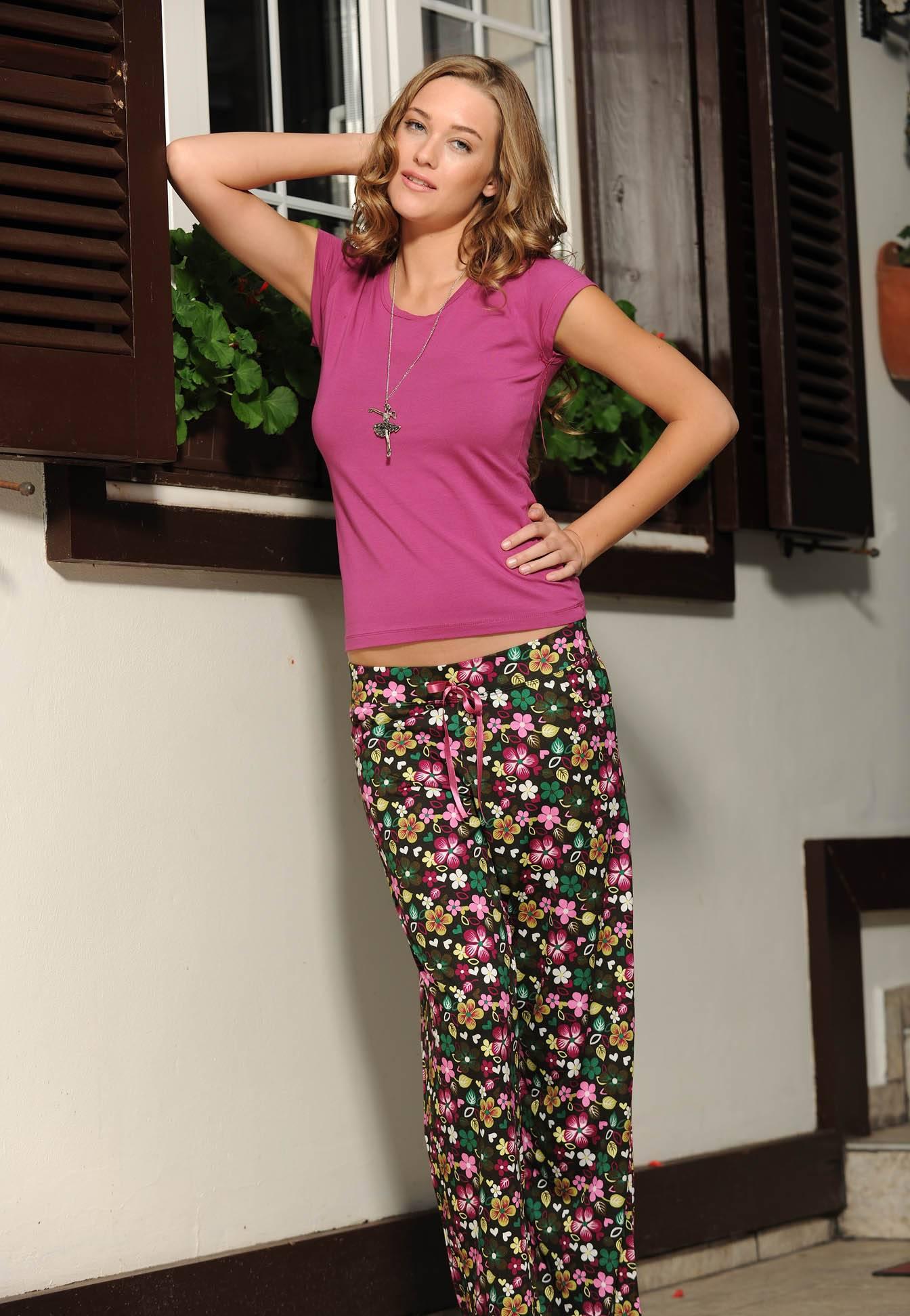 Maranda Bayan Yazlık Pijama Takımı 2975