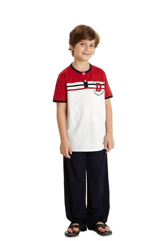 Dagi Erkek Çocuk Pijama Takımı 1611