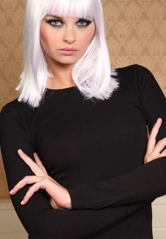 X-Lady T-Shirt Uzun Kollu 7059