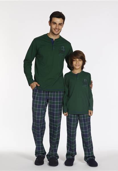 Dagi Erkek Flanel Pijama Takım 529