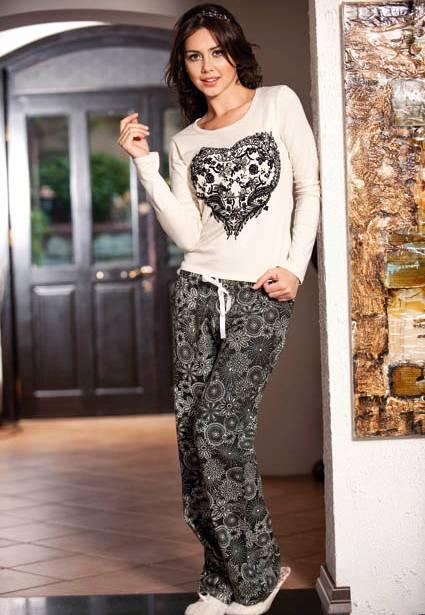 Maranda Bayan Kışlık Pijama Takım 6152