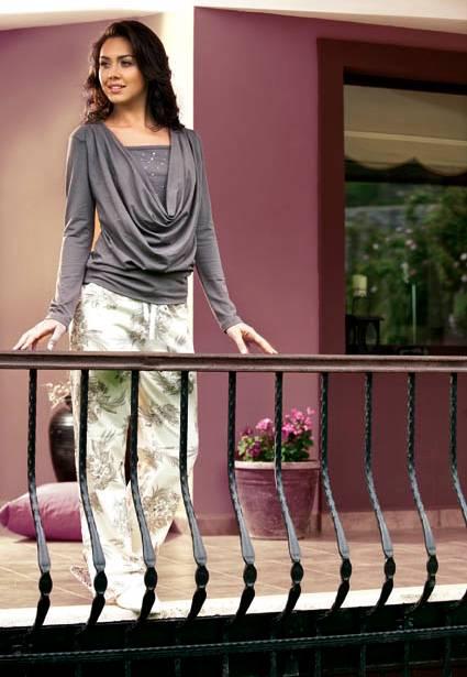 Maranda Bayan Kışlık Pijama Takım 6172