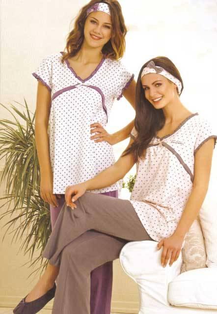 Pierre Cardin Hamile Pijama 8796