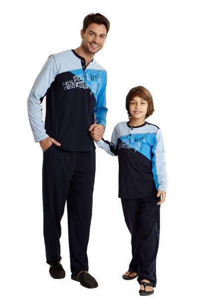 Dagi Erkek Çocuk Pijama Takımı 1507