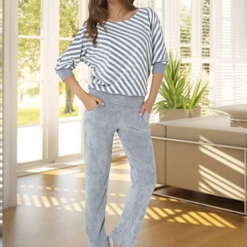 Anıl Bayan T-shirt Pantolon Takım 9234