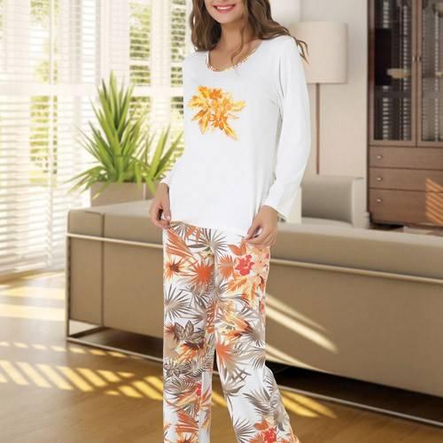 Anıl Bayan T-shirt Pantolon Takım 9243