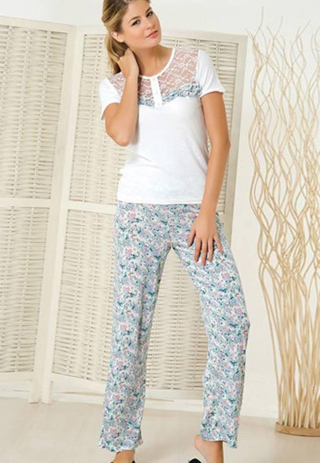 Anıl Bayan Pijama Takımı 9173