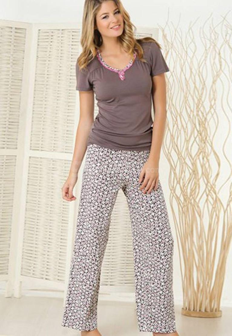 Anıl Bayan Pijama Takımı 9162
