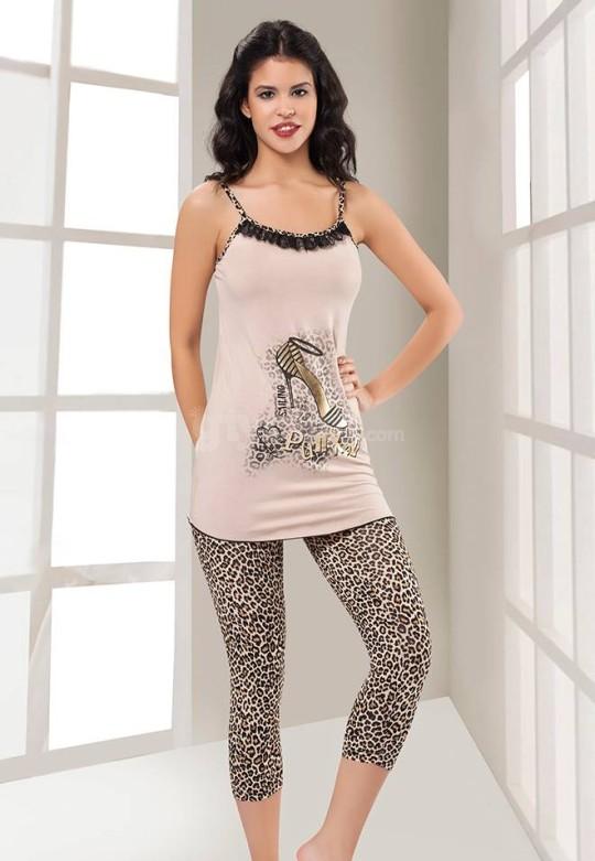 Sistina Pijama Takımı 3002