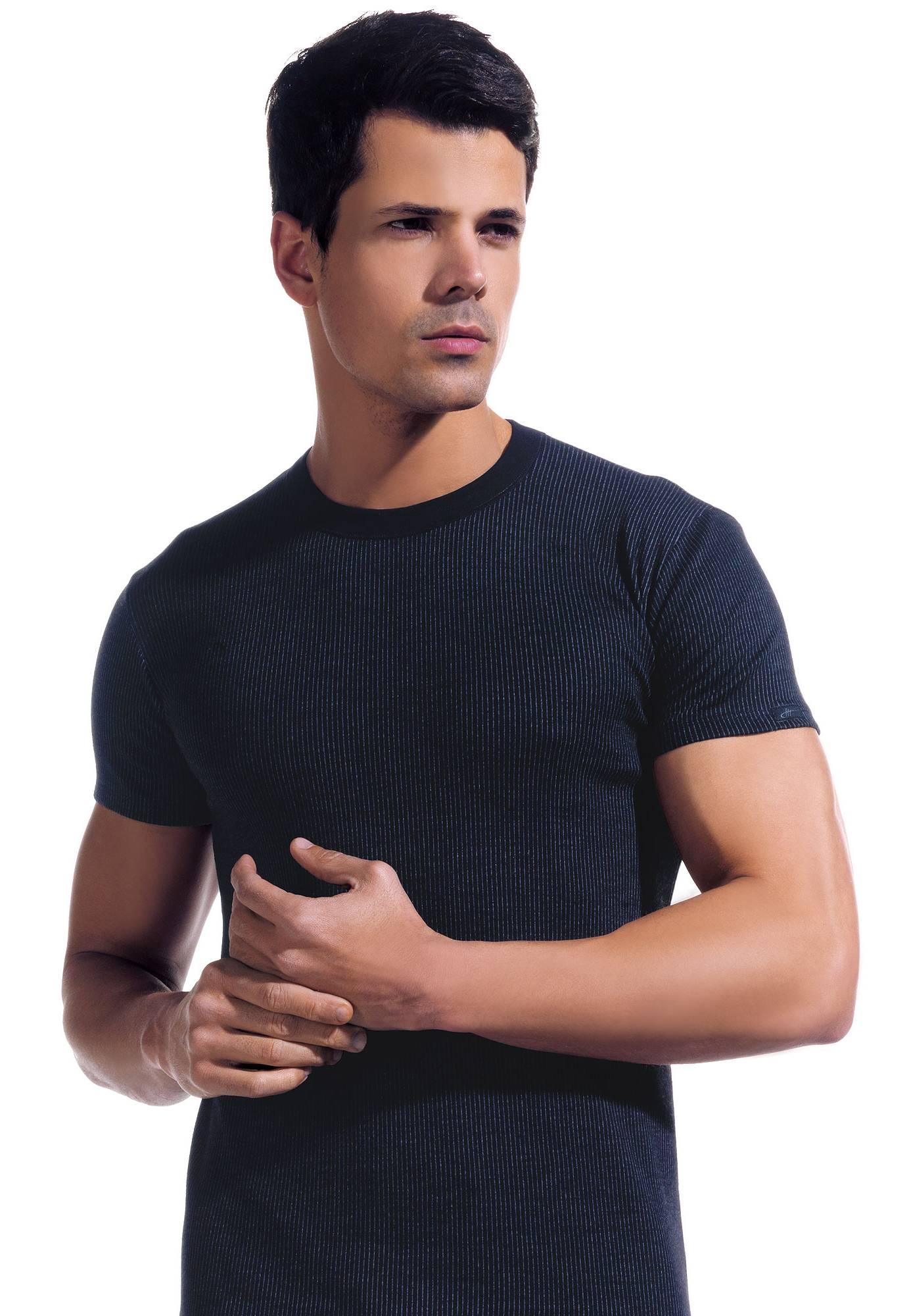 Dagi Termal Kısa Kollu İçlik USA T-Shirt 7610
