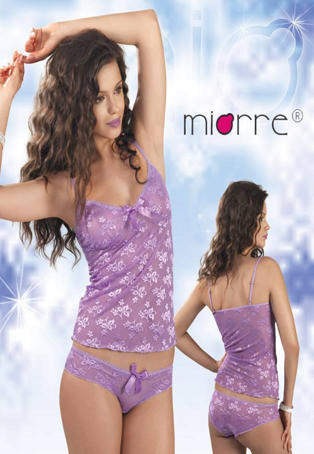 Miorre Bayan Atlet Külot Takım CBZQW001-011012