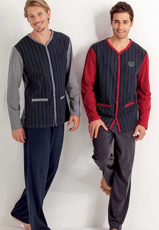 Mod Collection Süprem Dokuma Erkek Pijama Takımı 0007