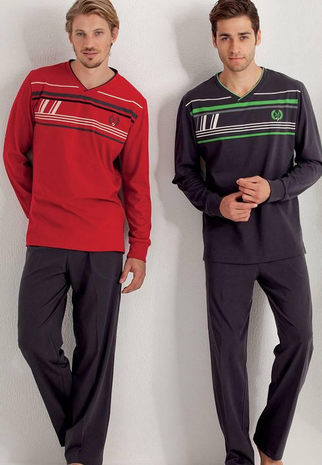 Mod Collection Süprem Erkek Pijama Takımı 0008