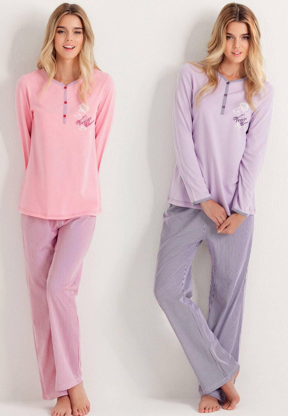 Mod Collection Süprem Bayan Pijama Takımı FİLİZ