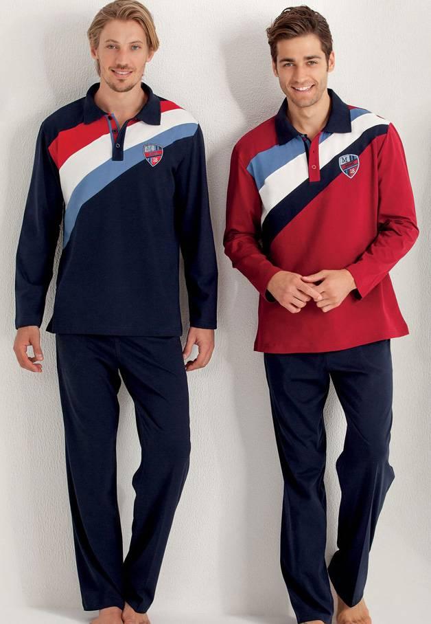 Mod Collection Süprem Erkek Pijama Takımı 0015