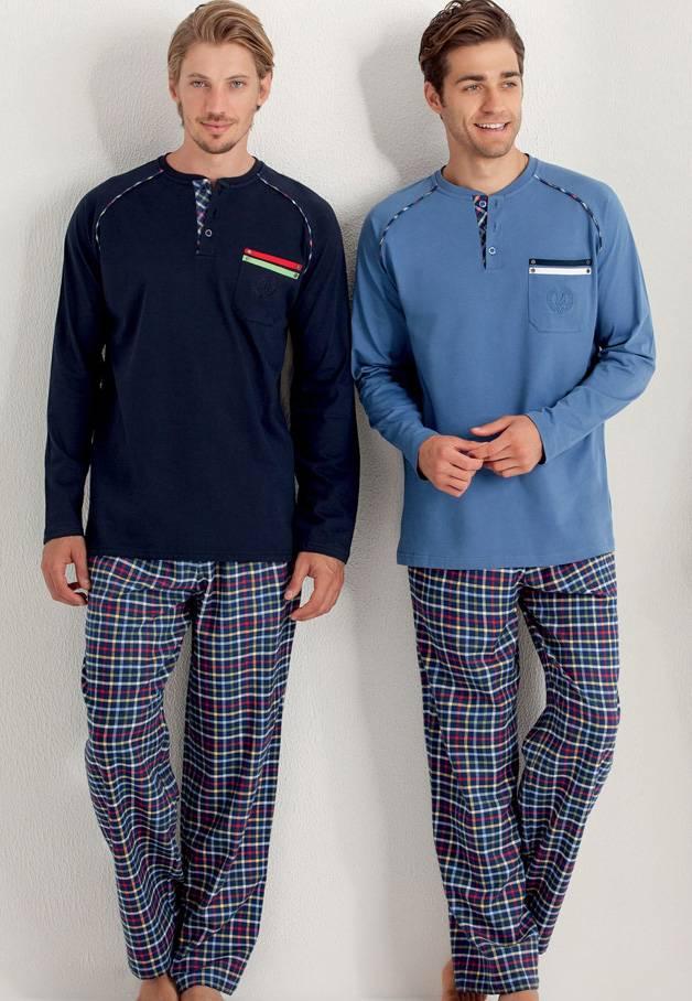 Mod Collection Süprem Dokuma Erkek Pijama Takımı 0032
