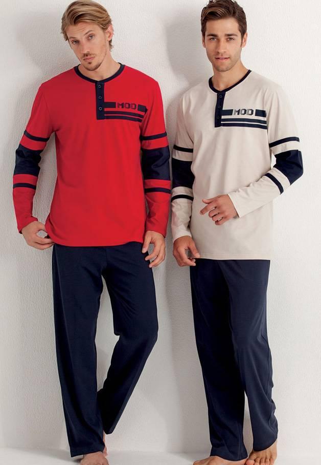 Mod Collection Süprem Erkek Pijama Takımı 0048