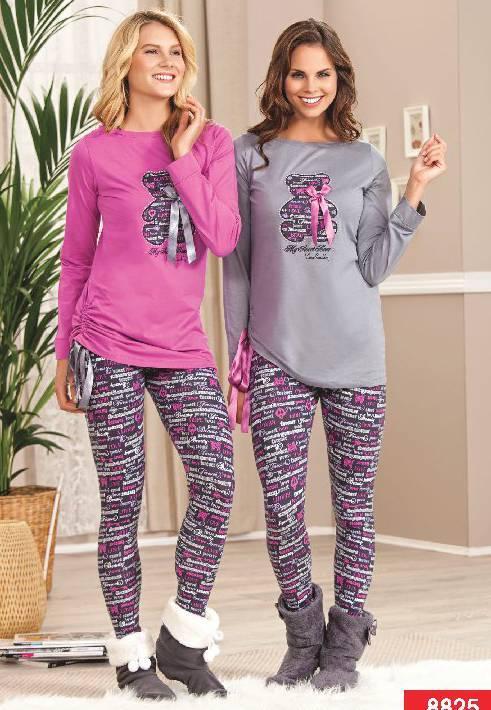 Pierre Cardin Taytlı Pijama Takım 8825