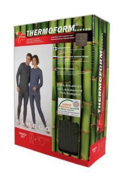 Thermoform Bambu Termal İçlik